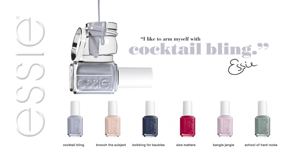 Essie Nail polish lubbock boudoir