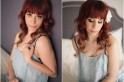 Boudoir session with Hair and makeup artist Jalie Kimbrough