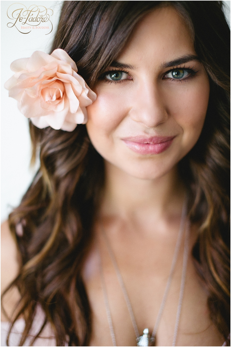 Lubbock beauty and boudoir photographer