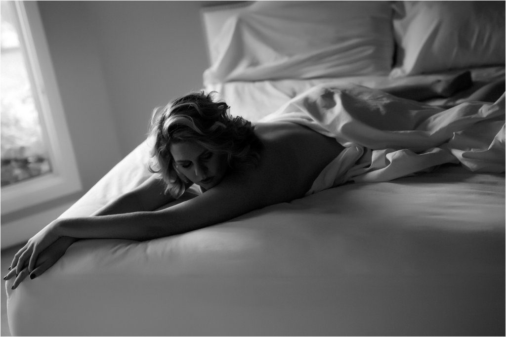 black and white boudoir photography lubbock texas