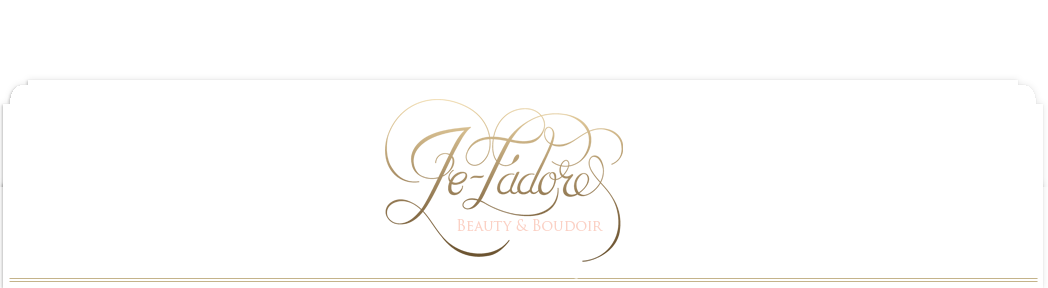 Je-T&#039;adore Boudoir Lubbock Boudoir Photography logo